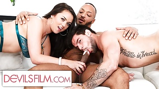 Bisexual Threesome With My 2 Hot Male Friends