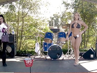 Bikini contests video clips Bikini contest