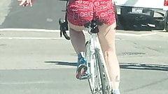 Bike Ride Booty