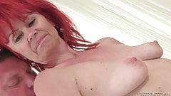 Hot Redhead Mature Fuck