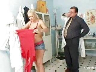 Alexa bold anal - Busty alexa bold gyno exam and tits bondage at kinky clinic