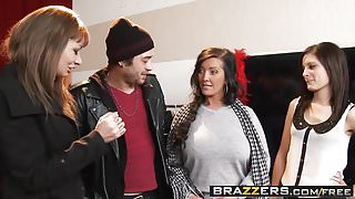 Brazzers - Mommy Got Boobs - Making Over Mommies scene starr