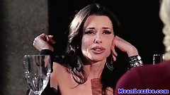 Classy mature lesbosex with Julia Ann and pal