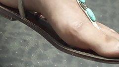 Seksowne bułgarskie stopy i palce