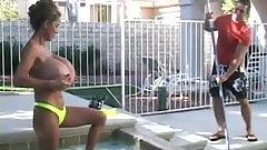 Minka and T.J. Cummings - The Pool Boy (2013)