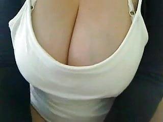 Erotic milky tits - Big milky tits masturbation