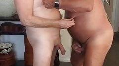 Wrestler dad fucks and got fucked