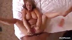 Mature anal bbw