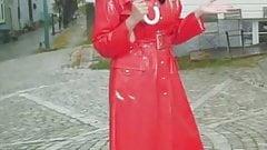 Norwegian weather lady