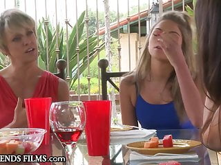 Mother and daughters pussy Girlfriendsfilms mother daughter exchange club