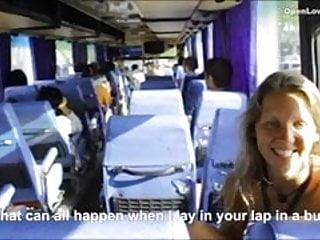 Bus public porn Bus Porn