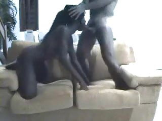 Ghetto whores fucking Black whore sucking cock and getting her pussy fucked