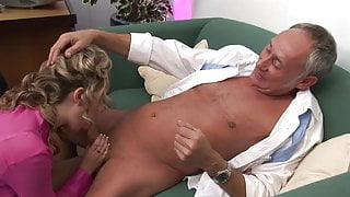 Vibrant studs deliver a severe fucking to a horny group of girls