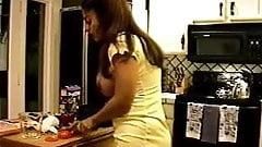 Angela Devi Cooking