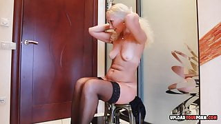 Do you want to penetrate this blonde MILF?