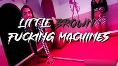 The Little Brown Fucking Machines (BWC IR LBFM PMV WMAF)