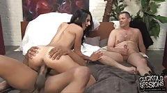 Cum Eating Cuckolds - Lou Charmelle (2)