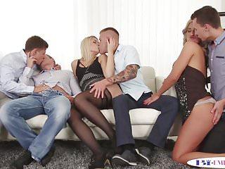 Jock mature mishap - Bisexual jock cockriding in bi orgy