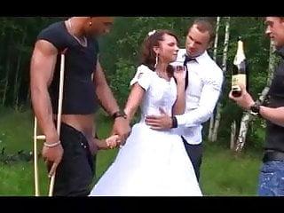 And maclean fuck ya Dp groupsex with bride zo ya