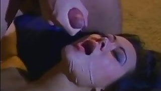 Asia Carerra Taking Hot Load After Hot Load