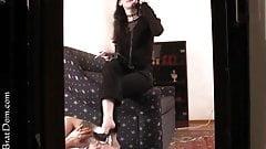 Mistress Bojana - Feet Worship