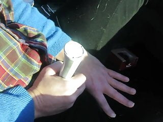 Women masterbation with cum video Masterbating and cumming toothbrush