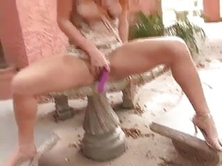 Ashley morris nude pics - Ashley gracie has some outdoor public nude fun