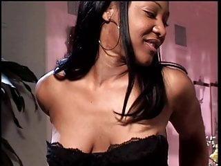 Black fucking video Ebony girl in black fucking two white guys