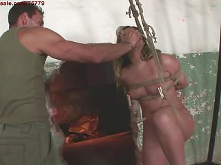 Blacks bondage movies - Hard treatment and submissive slave training.bdsm movie.