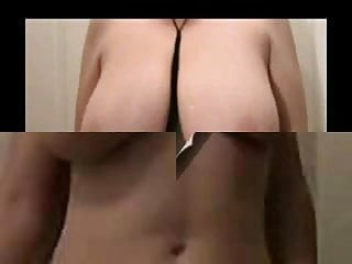 Free mature floppy tits Lateshay long floppy saggy tits compilation 1