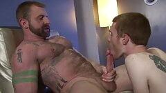 Popper Training - Daddy dominates Slut Boy