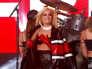From the bottom of my broken heart by brittany spears Gloves bebe rexha - no broken hearts live jimmy kimmel live