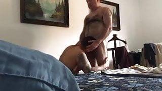 Sex with daddy OK