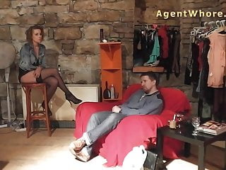 Egyptian guy gets blowjob Reversed casting - slovak guy gets blowjob from redhead milf