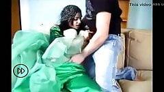 Арабскую супругу сняли на видео во время траха