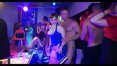 Хардкорная безумная вечеринка на вечеринке 3 - любительское видео