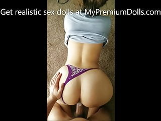 Sex doll fucking vid Sex doll fucked from behind doggystyle