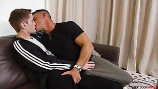 Keeping Him Busy - Trevor Harris & Jax Thirio
