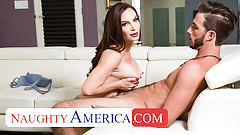 Naughty America - Diamond Foxxx needs young cock