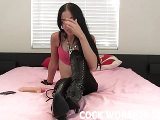 Teens learn how to suck cock You need to learn how to suck cock and swallow cum joi