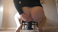 destroying my ass pussy