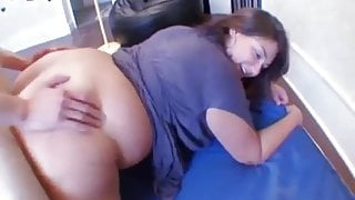 Jeanne, a very sexy french bbw loves sex and gets fucked