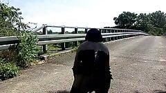 craul over motorway