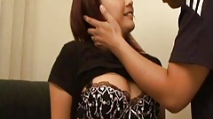 Needy Japanese sucks it well before let - More at hotajp.com