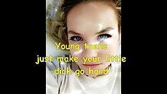 Jerking to teens again? SPH