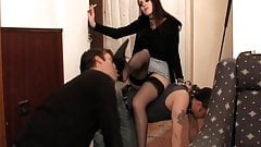 Mistress Bojana - Femdom Worship