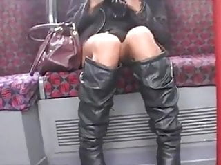 Underground adult simpsons sites - Upskirt underground london