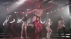 NAKED IN THE 80's - vintage eighties hairy dancers