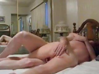 Heir wife pussy - Hubby cleans and fucks wife pussy