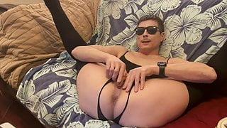 Sexy Logan Male Stripper Dirty Talk JOI Spread Ass Pussy
